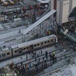 """تركيا تكشف عن خطأ غريب وراء حادث """"قطار الموت""""- صور"""