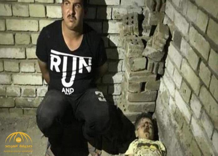 """بعد مضي شهرين على الجريمة البشعة التي هزت """"بغداد"""".. ابن الـ3 سنوات ينتقم من مغتصبه! -فيديو وصور"""