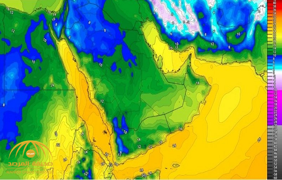 الأرصاد: كتلة هوائية باردة ودرجات دون الصفر تضرب 5 مناطق بداية من يوم غد الجمعة.. وهذا موعد انتهائها!