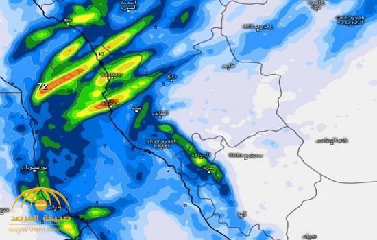 خبيران في الطقس يكشفان عن حالة عدم استقرار جوي وأمطار تضرب عدة مناطق في المملكة.. ويختلفان على موعدها!