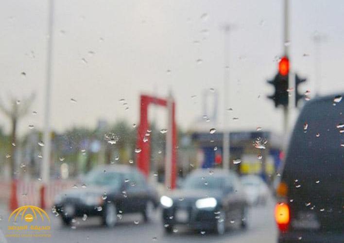 """أمطار غزيرة وزخات برد.. """"الأرصاد"""" تصدر تنبيهًا متقدمًا لـ4 مدن في هذه المنطقة!"""