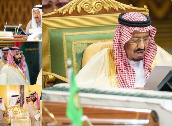 شاهد: أبرز الصور من داخل القمة الخليجية ال 39  برئاسة خادم الحرمين