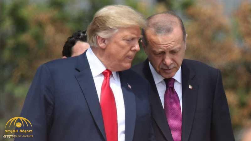 أردوغان يدعو ترامب لزيارة تركيا.. والبيت الأبيض يعلق