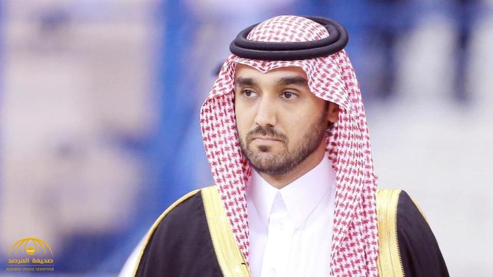 الشمراني: وش يشجع الأمير عبدالعزيز؟