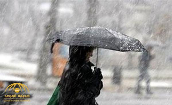 """""""الأرصاد"""" تصدر 3 تنبيهات بهطول أمطار رعدية اليوم على هذه المناطق!"""