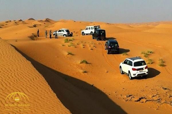 والد الشاب السعودي المتوفى بصحراء الأردن أثناء رحلة صيد مع أصدقائه يكشف تفاصيل جديدة حول الحادث! – صور