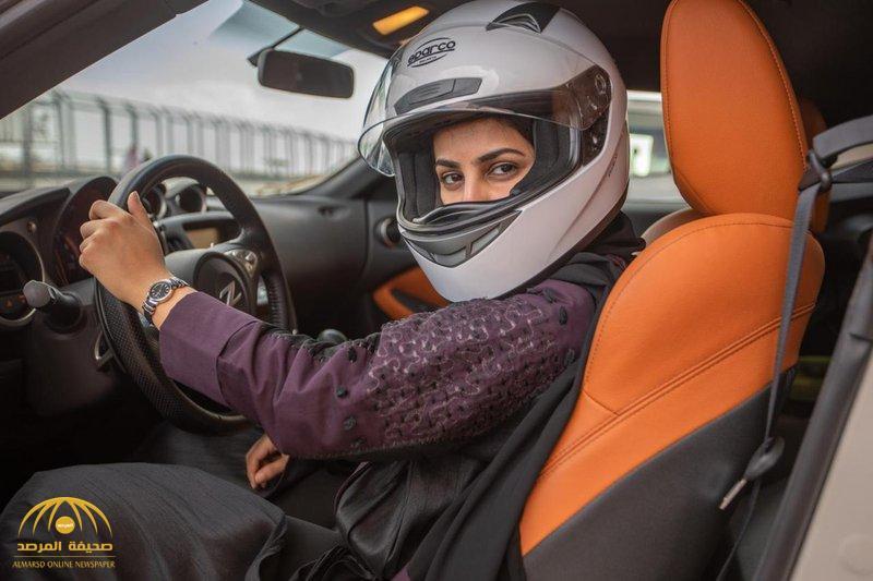 """بالصور .. أول فتاة سعودية تحقق بطولة """"كارتينغ"""" داخل المملكة تروي قصتها .. وهذا ما تحلم به !"""