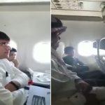بالفيديو .. شاهد كيف فاجأ قائد طائرة سعودية عدد من الطلاب المتفوقين