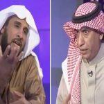 """شاهد ملاسنة بين كاتب  وداعية  أمام الإعلامية  """"نادين البدير """" في برنامج اتجاهات!"""