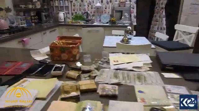 """فيديو """"كنوز داعش"""".. العثور على ثروة طائلة يمتلكها التنظيم"""