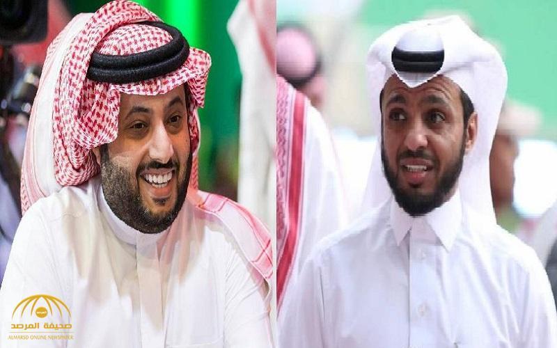 """كيف رد المريسل على """"آل الشيخ"""" بعد أن ذكر اسمه في تغريدة لرئيس هيئة الرياضة الجديد ؟"""