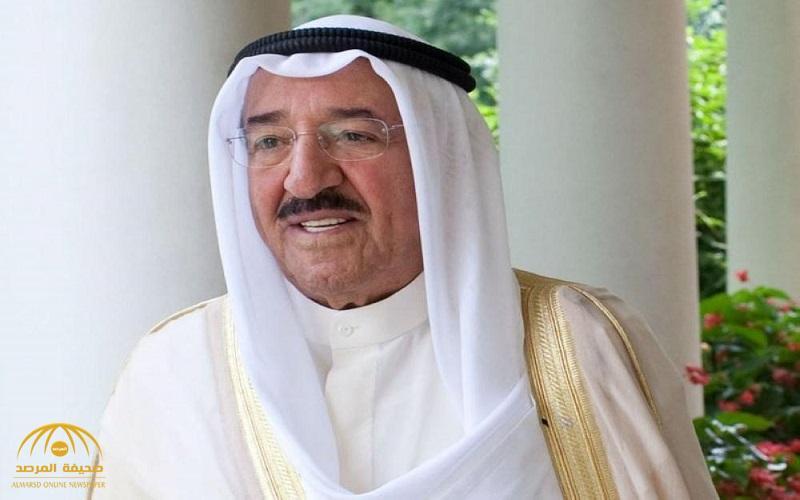 أمير الكويت يهنئ الملك سلمان