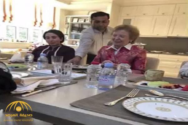 """أول رد من رئيسة إيرلندا السابقة على اتهامها بالمساعدة في التستر على """"احتجاز"""" ابنة حاكم دبي – فيديو"""