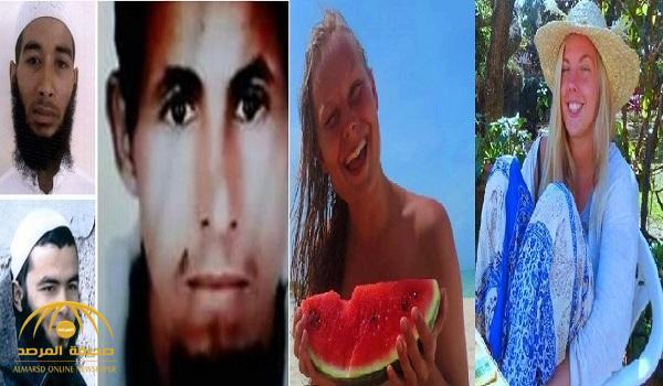 شاهد.. أول صور للمتهمين الدواعش باغتصاب وذبح السائحتين في المغرب