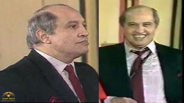 وفاة الفنان  المصري الكوميدي محمود القلعاوي