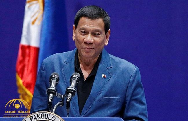 رئيس الفلبين يعتدي جنسيا على عاملة منزلية أثناء نومها !