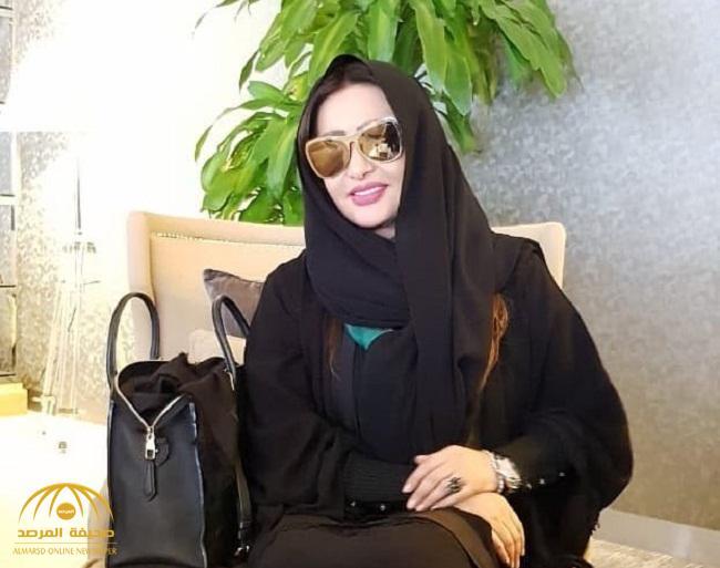 تعرف على هذه الفنانة الشهيرة التي ارتدت الحجاب أثناء تواجدها بالرياض!-صورة
