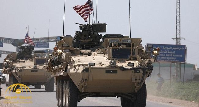 الجيش الأمريكي يسحب قواته العسكرية بشكل مفاجئ من سوريا !