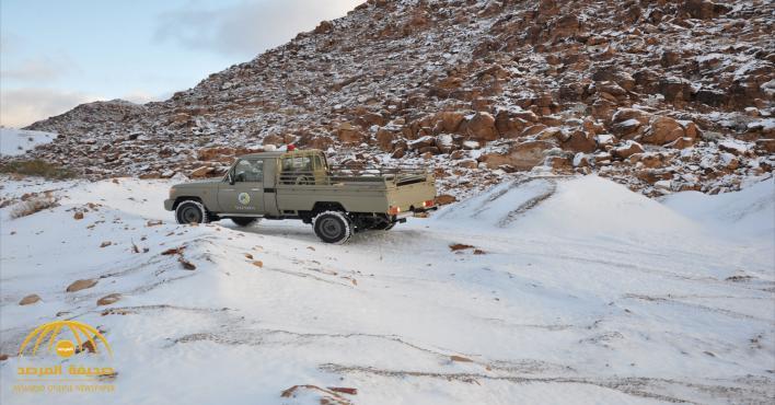 الأرصاد : تقلبات جوية وثلوج على بعض مناطق المملكة بداية من هذا الموعد!