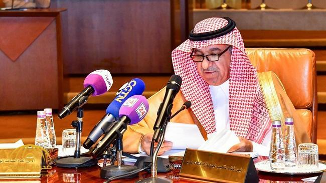 """الكشف عن تفاصيل اجتماع مجلس وزراء العرب .. هذا ما قاله وزير الإعلام """" الشبانة"""" عن أهداف التنمية المستدامة 2030"""