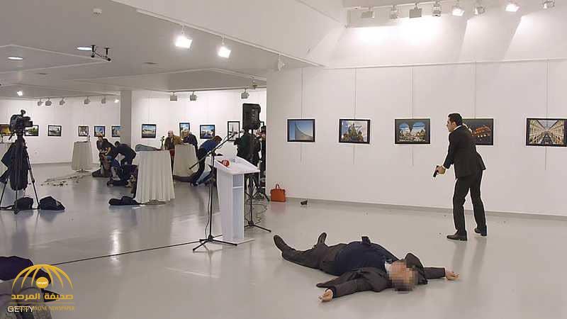 """هل تذكرون الضابط التركي قاتل السفير الروسي.. """"تحقيق"""" يكشف تفاصيل جديدة حول علاقته بـ""""إمام المتشددين""""!"""
