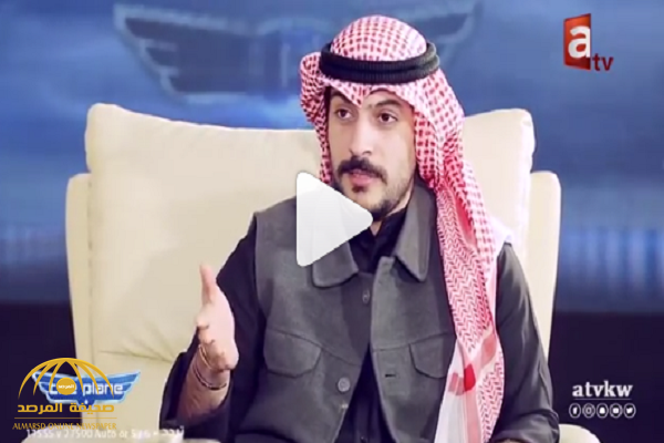 """الفنان الكويتي """"المرزوق"""" يتمنى السفر مع هذه الممثلة المصرية الحسناء! -فيديو وصور"""