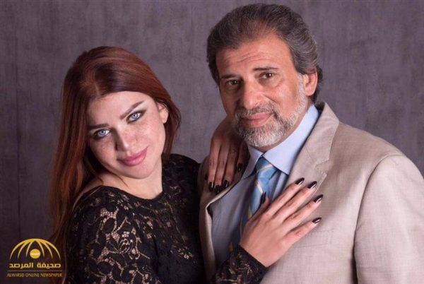 """شاهد..  """" ياسمين الخطيب"""" ترد على إنكار  المخرج  """"خالد يوسف"""" زواجه منها بنشر صور جديدة!"""
