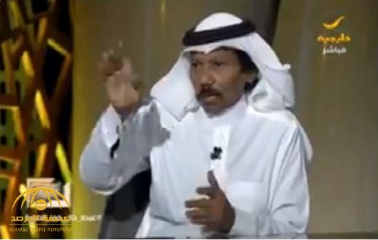 بالفيديو.. عبده خال: يعلق على مضاربة الحمدانية: نفسي أموت بهذه الطريقة ويعطون 50 مليون لأولادي!