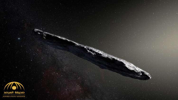 عالم أمريكي يثير زوبعة من الجدل في صفوف العلماء حول  فرضية مذهلة عن الكويكب الأسطواني!