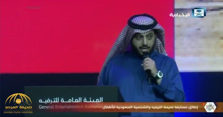 """فيديو .. آل الشيخ يكشف حل لظاهرة التفحيط  مازحاً : """"بدل ما يشغلنا واحد يشرب حمضيات ويبلشنا بالشوارع"""""""