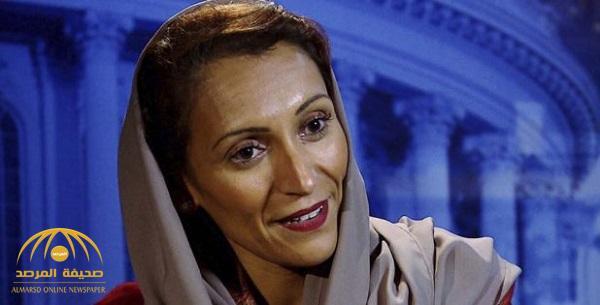 """إعفاء """"فاطمة باعشن"""" المتحدثة باسم سفارة السعودية في واشنطن .. وهكذا علقت على القرار"""