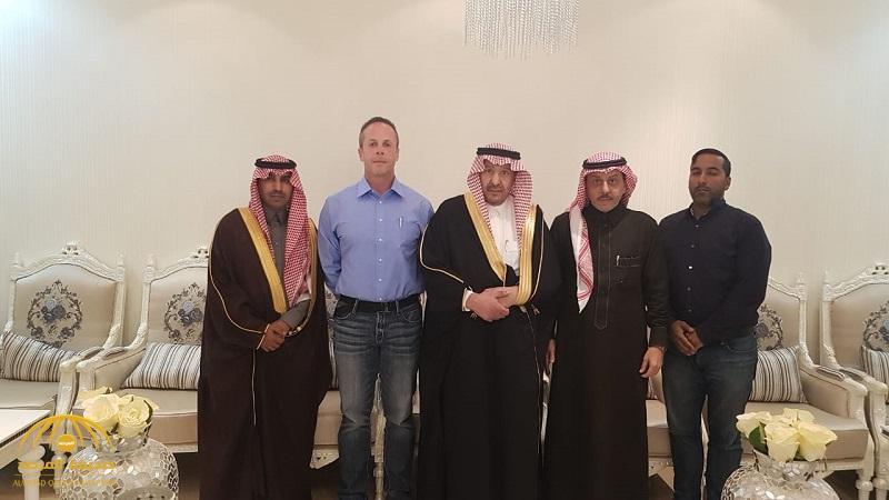 """المرصد تنشر تفاصيل توقيع عقد اتفاق بين رجل الأعمال الأمير """"سلطان بن ناصر"""" و مدير شركة """"بيجاسوس برو نانو تكنولوجيز"""""""