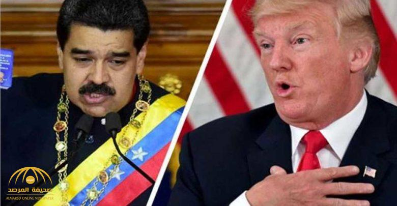 ترامب يرد على حديث رئيس فنزويلا … ستحدث احتجاجات واسعة اليوم