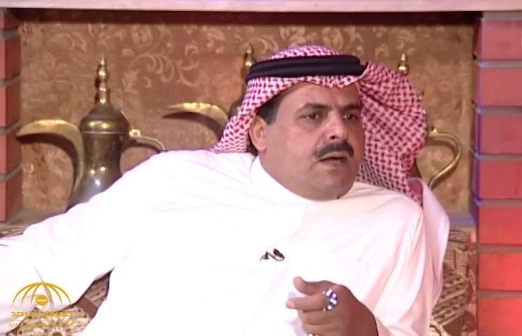 """بالفيديو .. ضيدان بن قضعان : """" اللي عنده دراهم بجيه .. أٌقول قصيدتين في دبي على طاولة في نصف ساعة أخذ 2 مليون درهم """""""