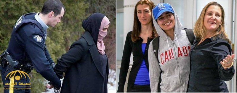 حدث في كندا : قصة صورتين بينهما عامين .. الأولى لسعودية والثانية ليمنية