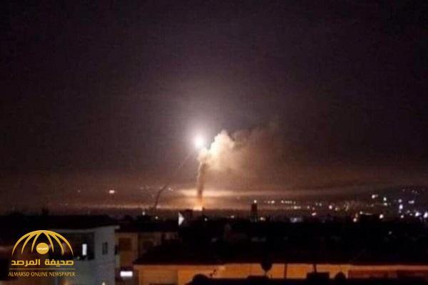 بالفيديو : شاهد المواقع التي استهدفتها إسرائيل في سوريا .. ولحظة تدمير منظومة بانتسير