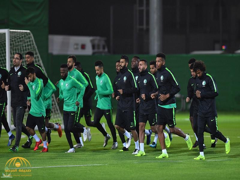 تعرف على التشكيلة الأساسية للمنتخب السعودي أمام اليابان في كأس آسيا!