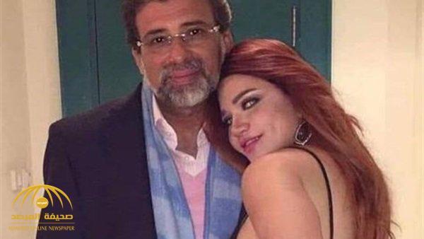 """بعدما أكدت زواجها منه .. المخرج """"خالد يوسف"""" يصدم  المذيعة  """"ياسمين الخطيب"""" ويكذبها"""
