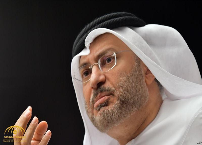 """مع بداية 2019.. الوزير الإماراتي """"قرقاش"""" يكشف عن توقعاته لأزمة """"قطر""""!"""