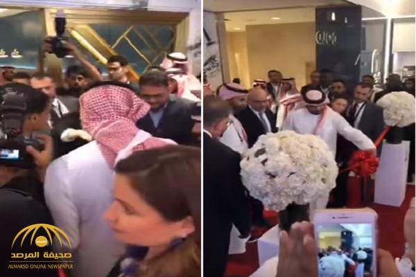 بحضور رجال الأعمال والمشاهير.. شاهد: افتتاح أول سينما في جدة -فيديو وصور