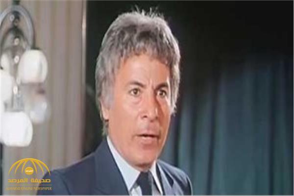 وفاة الفنان المصري سعيد عبدالغني!