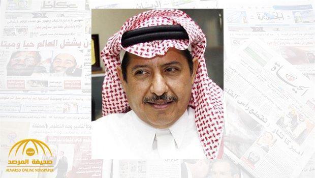 """""""متحدثًا عن ضرورة تجديد الخطاب الديني"""".. هذا ما يدعو إليه الكاتب محمد آل الشيخ"""