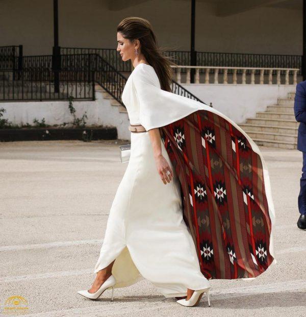 بيان ملكي من الأردن يفجر مفاجأة بشأن ملابس الملكة رانيا.. وهكذا تحصل على فساتينها! -صور