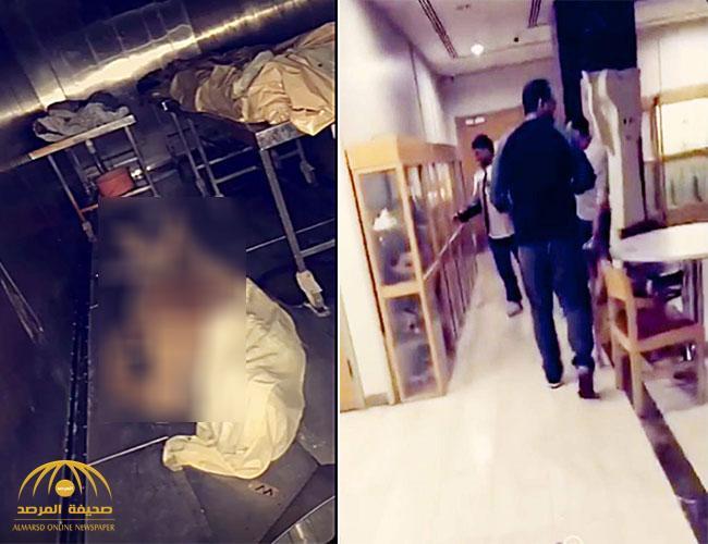 """تطور جديد في واقعة  """"تصوير الجثث"""" بجامعة المؤسس ..ضبط المتهمين والكشف عن جنسياتهم!"""