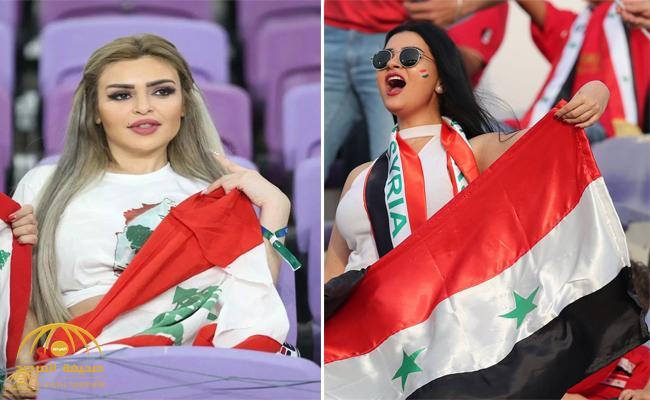 بالصور .. شاهد حسناوات كأس آسيا 2019 في الإمارات