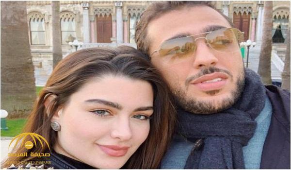 """"""" روان بن حسين"""" تضبط خطيبها متلبس بالخيانة مع فتاة ليل !"""