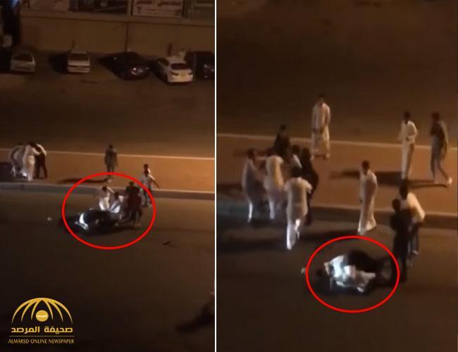 بالفيديو: أول تعليق من عم قتيل مشاجرة حي الحمدانية بجدة : ما حدث  قدر من أقدار الله !