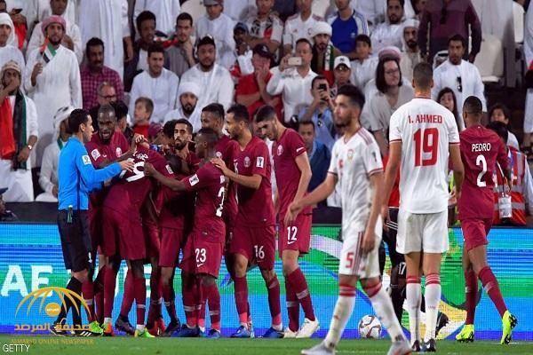 """شكوى ضد المنتخب القطري بشأن تزوير جنسيات بعض اللاعبين.. الإمارات تقدم الأدلة و""""الآسيوي"""" يبحث القرار!"""