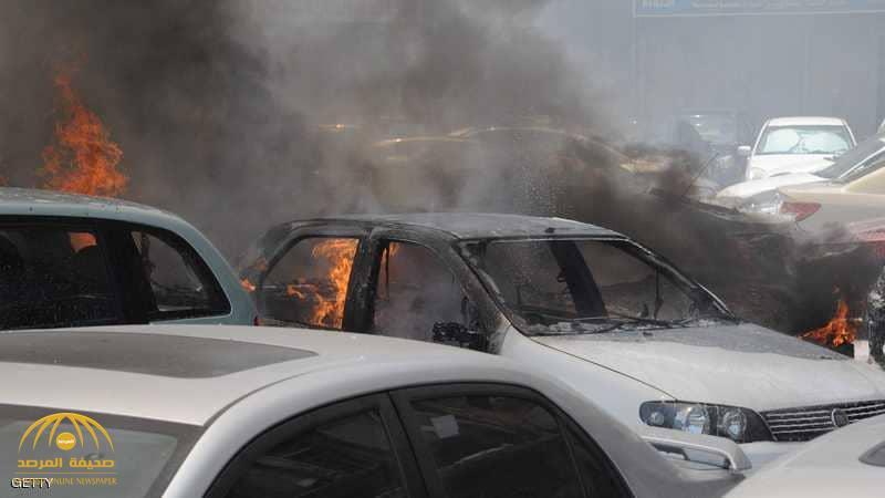 انفجار يهز العاصمة السورية دمشق