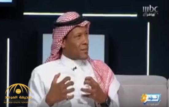 """بالفيديو.. محمد الدعيع : لم يصل حارس سعودي لما وصلت إليه .. ويكشف عن رأيه في """" محمد العويس""""!"""